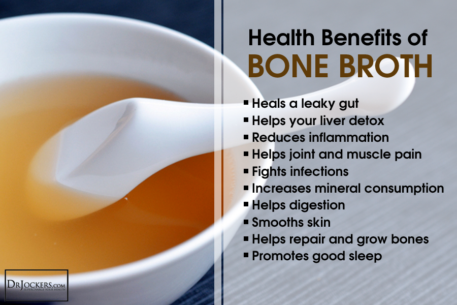 Image result for bone broth benefits